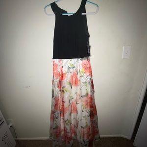 Formal Floral dress